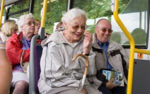 Как предоставляются льготы на проезд для пенсионеров в 2018 году