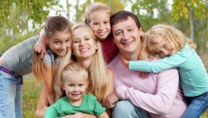 Какие льготы предоставляются для многодетных семей в Московской области в 2018 году