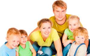 Какое пособие полагается малоимущим семьям в 2019 году