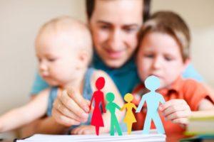Какое пособие полагается на усыновленного ребенка в 2019 году