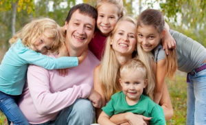 На какие льготы претендует многодетный отец, если дети от разных браков в 2018 году